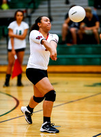 West @ Hillcrest - JV Volleyball - 9/23/2014