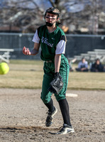 Highland @ Hillcrest - Softball - 3/9/2017