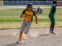 Kearns @ Hillcrest - Softball - 3/16/2017