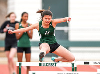Hunter @ Hillcrest - Track - 3/11/2015