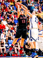 American Fork vs Fremont - Girls Basketball - UHSAA 5A Final - 3/1/2014